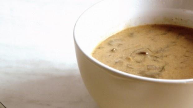 Vengriška grybų sriuba