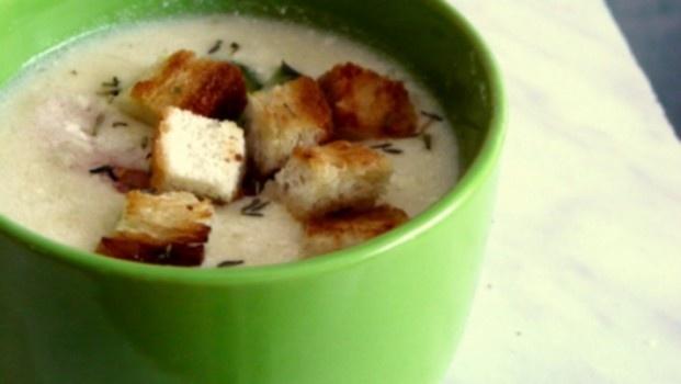 Fetos sūrio sriuba
