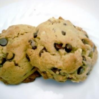 Minkštieji sausainiai su šokolado gabaliukais