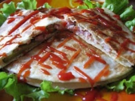 Meksikietiški skoniai jūsų namuose - tortilijos