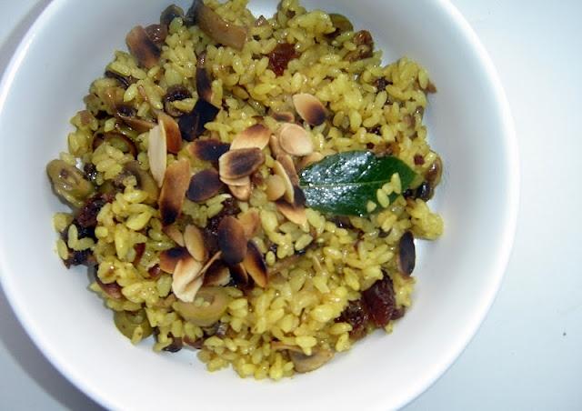 Egzotiški ryžiai
