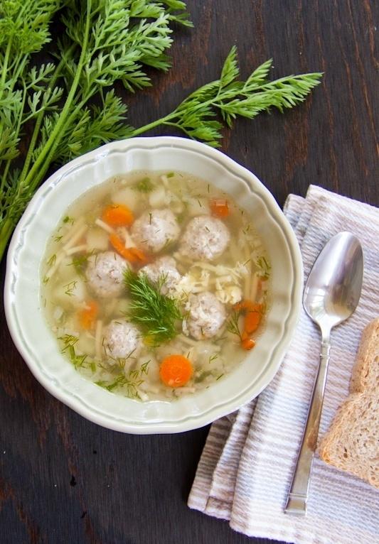 Jautienos kukulių sriuba