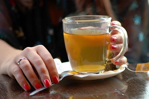 Geros nuotaikos arbata