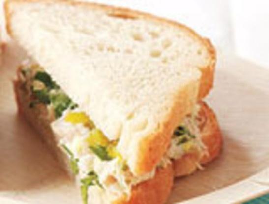 Itališkas kalakutienos sumuštinis