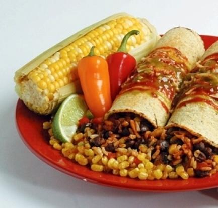 Buritos – meksikiečių virtuvė jūsų namuose