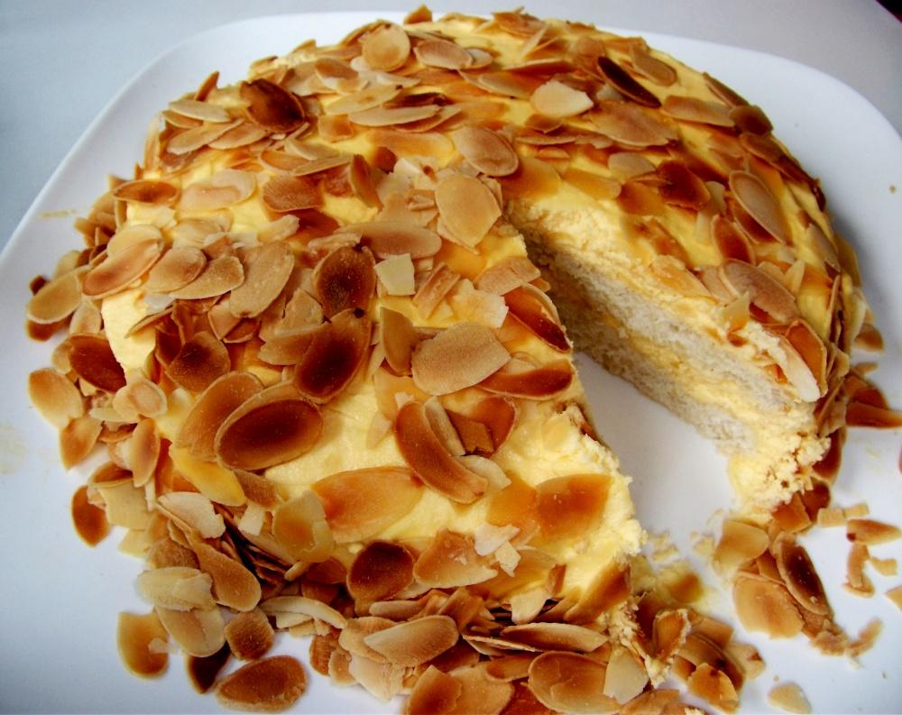 Migdolų tortas
