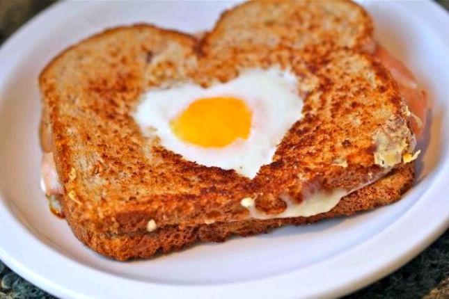 Pirato akis pusryčiams