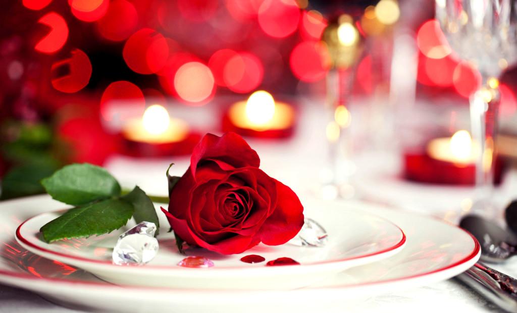 Valentino dienos dekoracijos