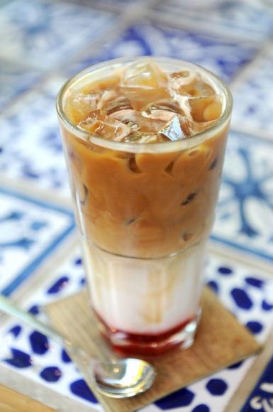 Šalta graikiška kava Frappe