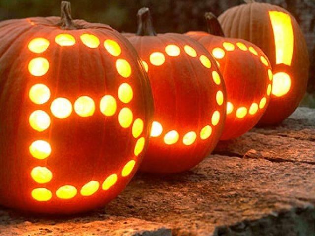 Šaunios idėjos Helovino šventei