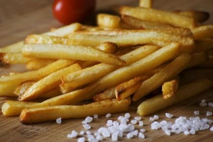 Gruzdintos bulvytės nenaudojant nė lašo aliejaus