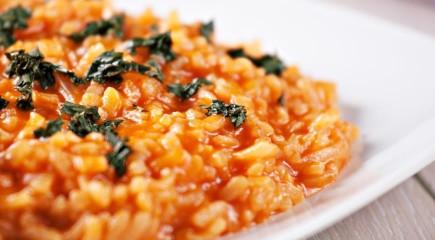 Kepti ryžiai ispaniškai