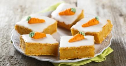 Rudeniškas morkų pyragas