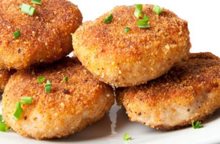 Bulvių ir žuvies kotletukai