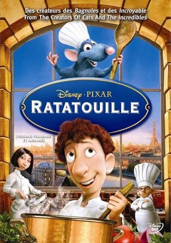 Prancūziškas daržovių troškinys Ratatouille