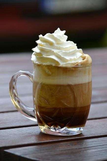 """Karališka kava """"Latte"""""""