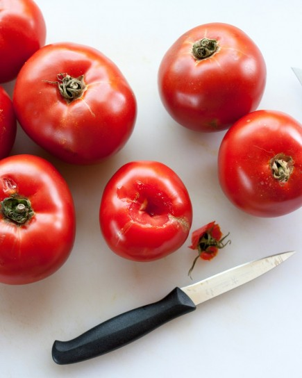Natūralus pomidorų padažas