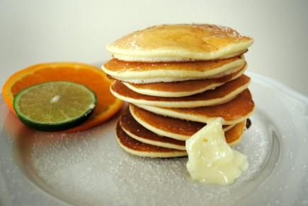 Apelsinų blyneliai
