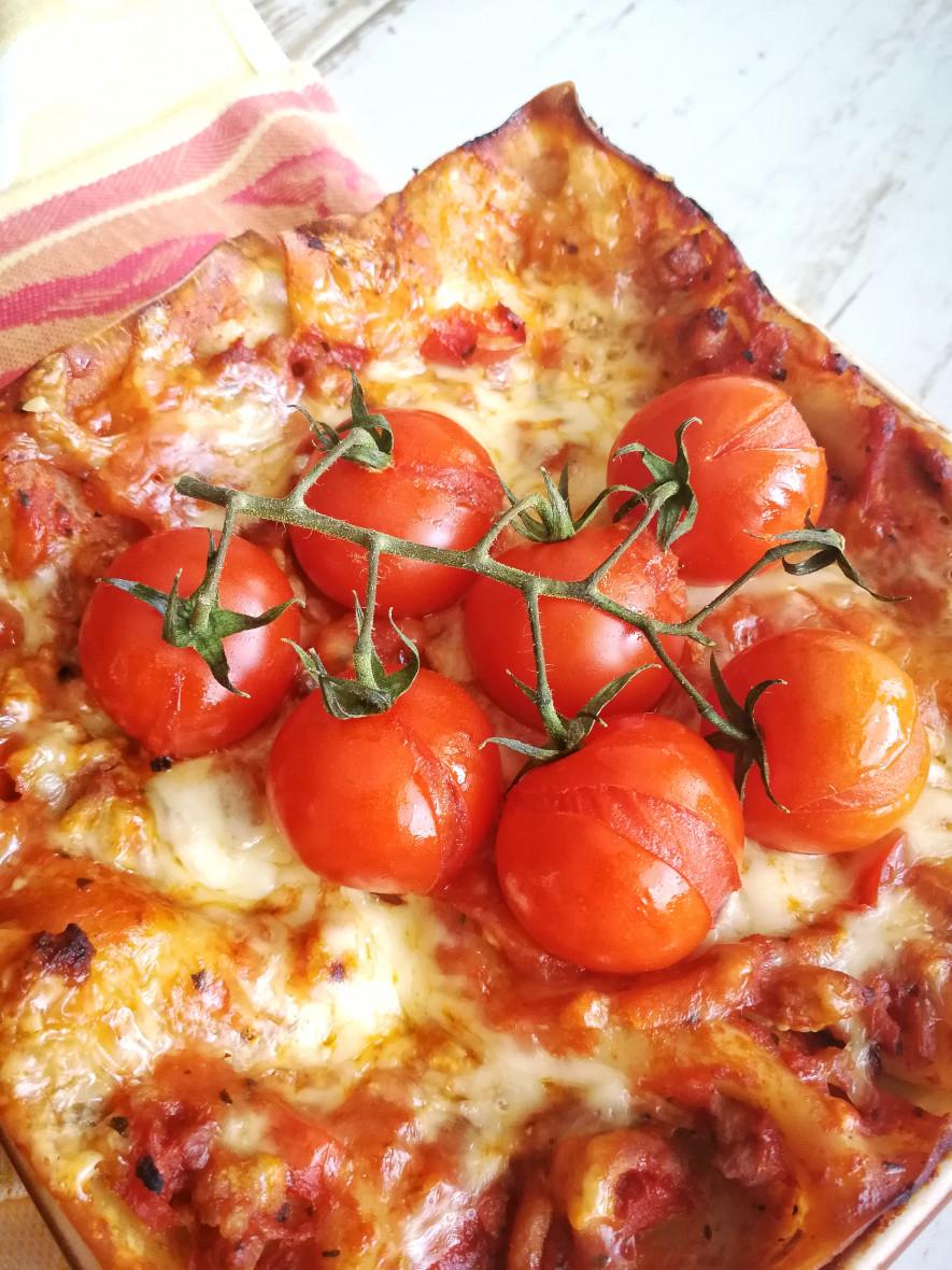 Lazanija pagal autentišką itališką receptą
