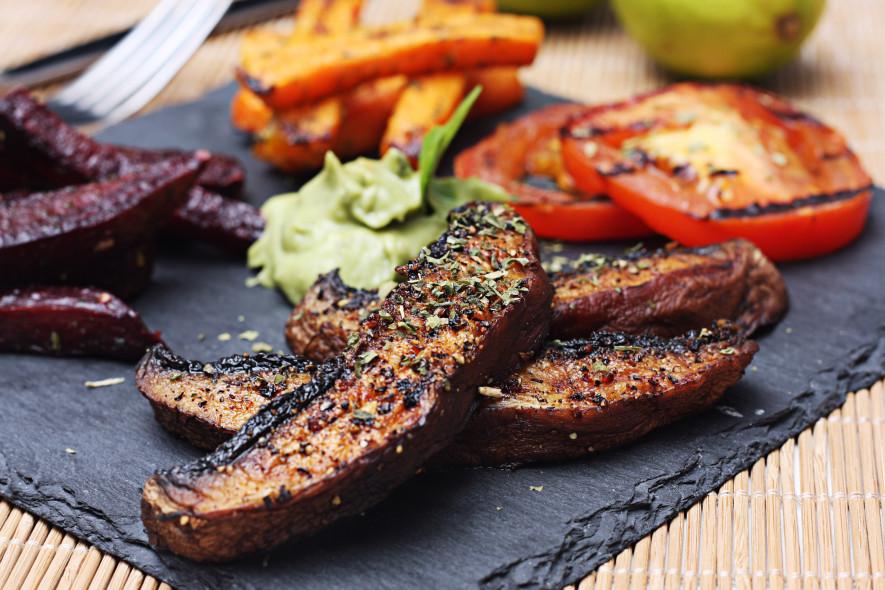 Pipirinis Portobelo steikas