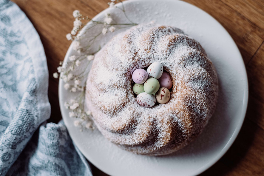 5 pyragų receptai Jūsų saldžiam Velykų stalui