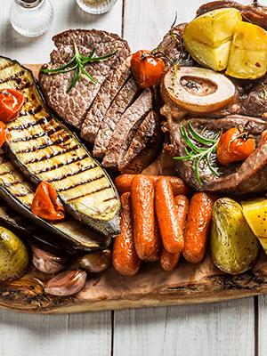Mėsos patiekalai
